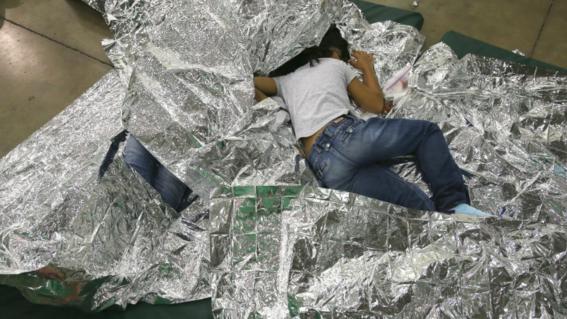 denuncian abusos sexuales a ninos migrantes 1