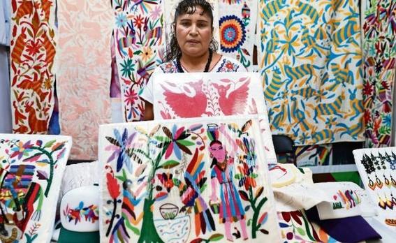 artesanos mexicanos exigen respeto por su trabajo a disenadores internacionales 1