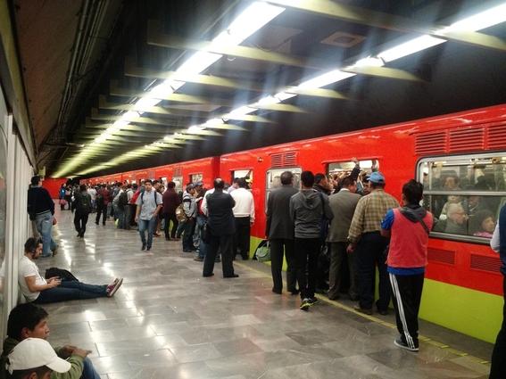 metro de la cdmx aumentara su velocidad en linea 3 1