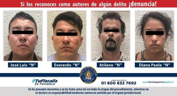 detienen a secuestradores guardia nacional 1