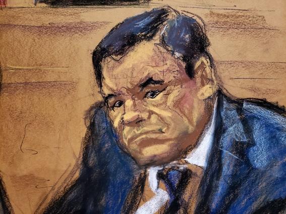 joaquin el chapo guzman fue sentenciado a cadena perpetua 1