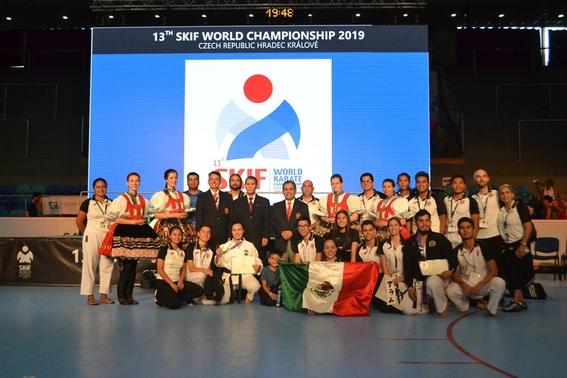 aristeo flores mendez skif world championship de karate 1