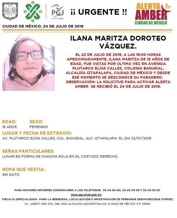 activan alerta amber para dos adolescentes desaparecidas en iztapalapa 1