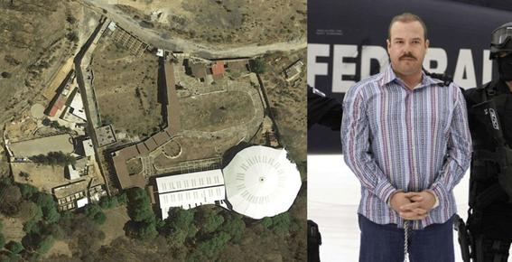 el terreno de 21 mil metros cuadrados ubicado en el ejido los remedios que sera utilizado para construir la universidad publica naucalpense 1