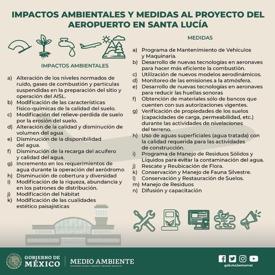 semarnat impacto ambiental santa lucia 2