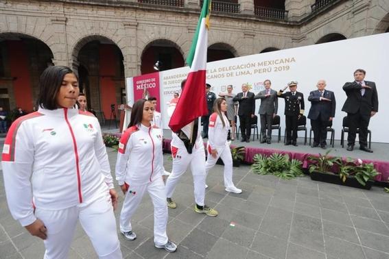atletas mexicanos no recibirian premio economico de conade por juegos panamericanos 1