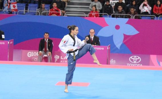 ¡cae la primera medalla de oro para mexico en los juegos panamericanos 1