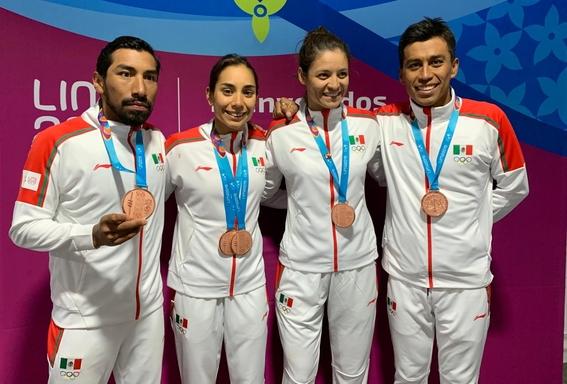 ¡mexico gana 4 medallas de oro este dia en los juegos panamericanos 4