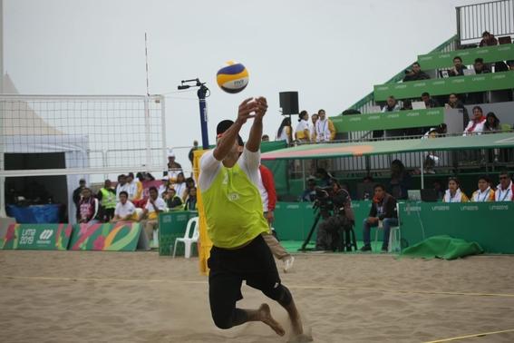 ¡mexico gana plata en voleibol de playa varonil en panamericanos 1