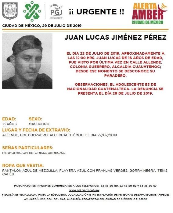 desaparecen tres adolescentes en cdmx uno de ellos guatemalteco 3