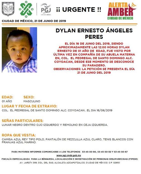 activan alerta amber para 15 menores desaparecidos en cdmx 3