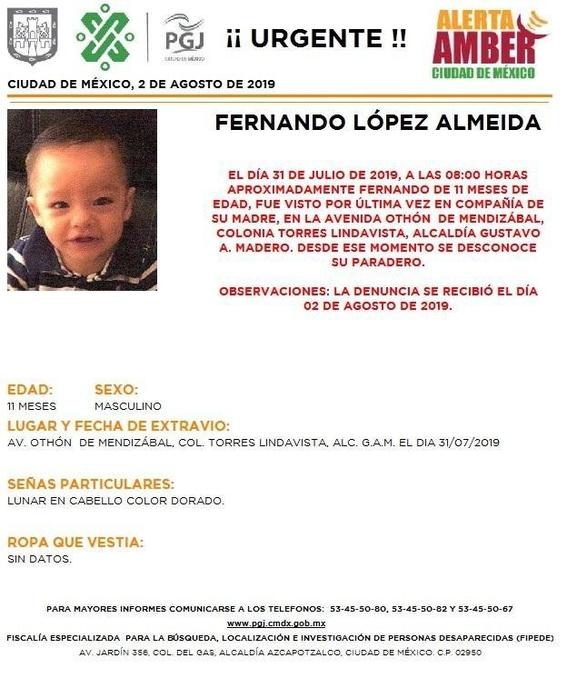 activan alerta amber para 15 menores desaparecidos en cdmx 6
