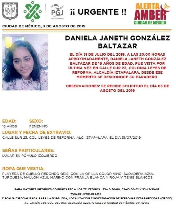 activan alerta amber para 15 menores desaparecidos en cdmx 11