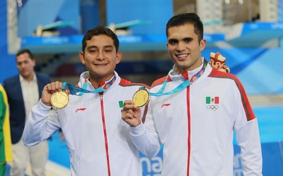 ¿quien es kevin berlin clavadista mexicano medallista de oro en panamericanos 1