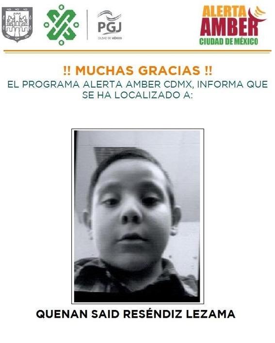 activan alerta amber para 15 menores desaparecidos en cdmx 14