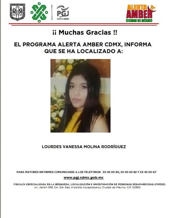 activan alerta amber para 15 menores desaparecidos en cdmx 12