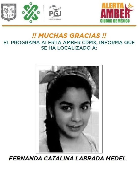 activan alerta amber para 15 menores desaparecidos en cdmx 4