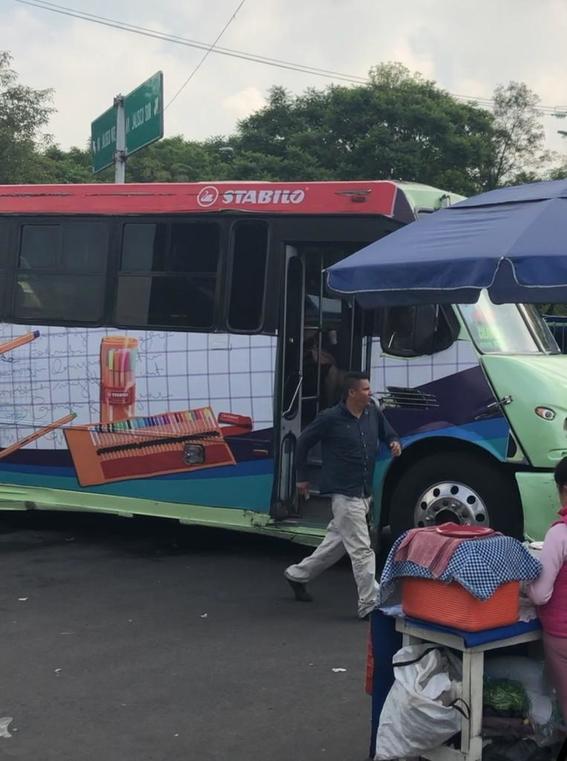 el transporte publico concesionado micros combis y vagonetas de la cdmx enfrenta problemas como inseguridad y mal servicio 2