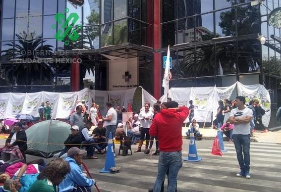 marcha campesinos frente autentico del campo 2