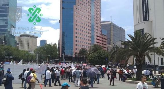 marcha campesinos frente autentico del campo 3