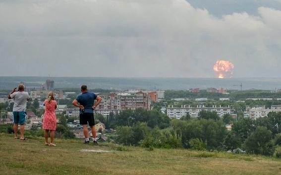 explosion misil nuclear nyonoksa rusia 1