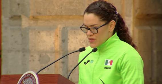 amlo anuncia que dara los mismos apoyos a atletas parapanamericanos 2