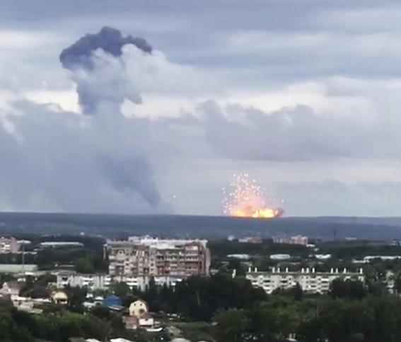 rusia cancela orden de evacuacion tras explosion de un cohete 1