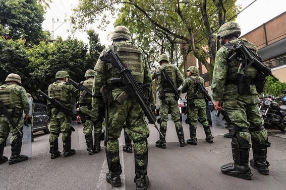 guardia nacional rechaza a mas de 5 mil 800 aspirantes por tener tatuajes y sobrepeso 1