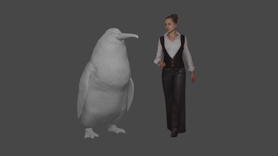 pingüino gigantefosil 1