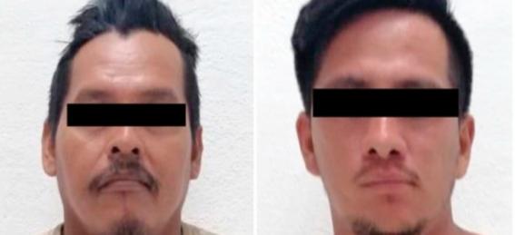la fiscalia general de chiapas dio a conocer la captura de dos hombres que estarian relacionados con la muerte de nora patricia lopez en chiapas 1