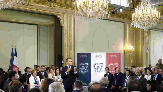 brasil rechaza ayuda del g7 para apagar incendio del amazonas 2