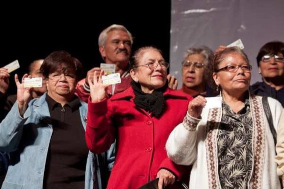 del 13 al 17 de septiembre los adultos mayores recibiran el apoyo economico de manera bimestral unicamente en la tarjeta de bienestar de la cdmx 1