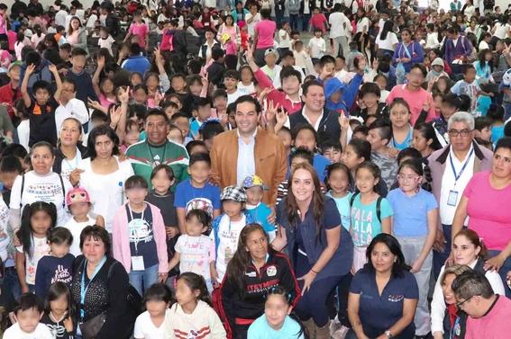 alcalde de huixquilucan moderniza 7 bibliotecas 1