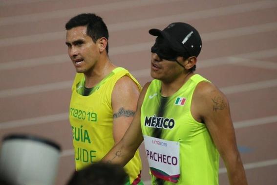 atleta mexicano invidente que canta en el metro gana bronce en parapanamericanos 1