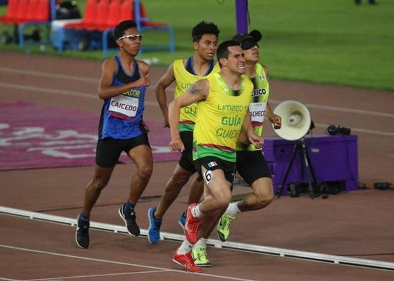 atleta mexicano invidente que canta en el metro gana bronce en parapanamericanos 2