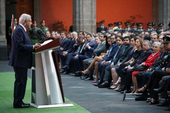 el domingo 1 de septiembre el presidente andres manuel lopez obrador ofrecio un mensaje a la nacion en el que informo la situacion de la nacion 1
