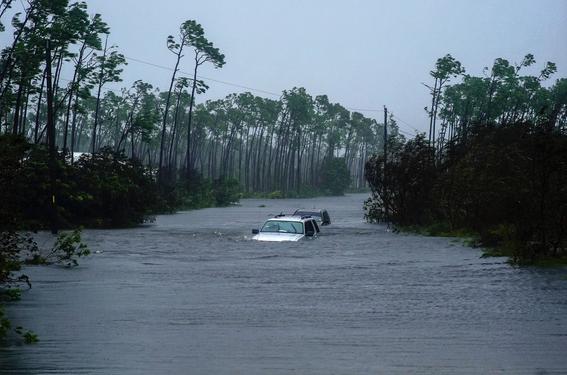 las imagenes difundidas por los medios de comunicacion dan cuenta de la gravedad de los danos que origino el paso del huracan dorian por bahamas 1