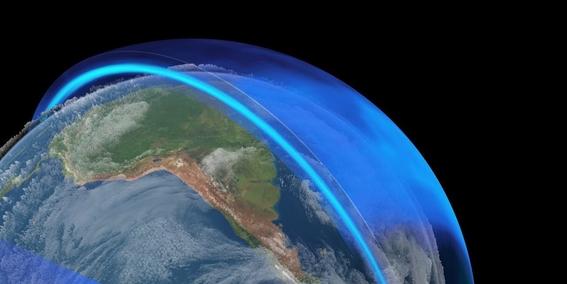 el deterioro de la capa de ozono es aun un problema sin resolver por lo que es necesario mantener la vigilancia y continuar con las acciones par 1