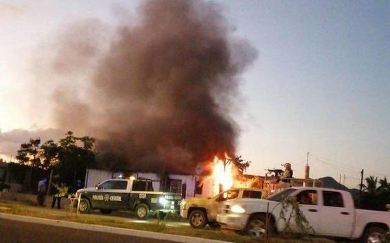 muere mujer que fue quemada junto a sus hijos en sonora 1