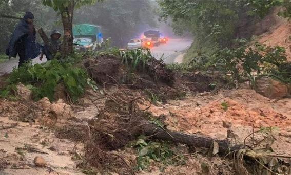 tormenta tropical narda deja un muerto en oaxaca 2