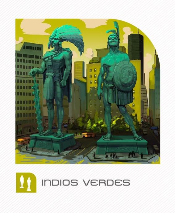 el colectivo art jammers recopilo el trabajo de mas de 30 artistas mexicanos que intervinieron los logos de las estaciones que componen el metro  8