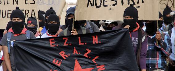 Vestir el 94: estéticas políticas a 25 años del levantamiento zapatista