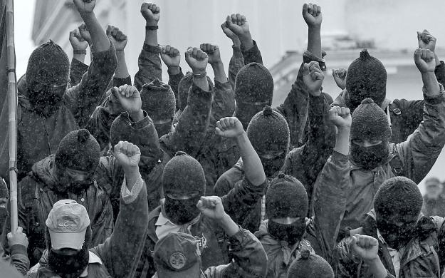 Vestir el 94: estéticas políticas a 25 años del levantamiento zapatista 5