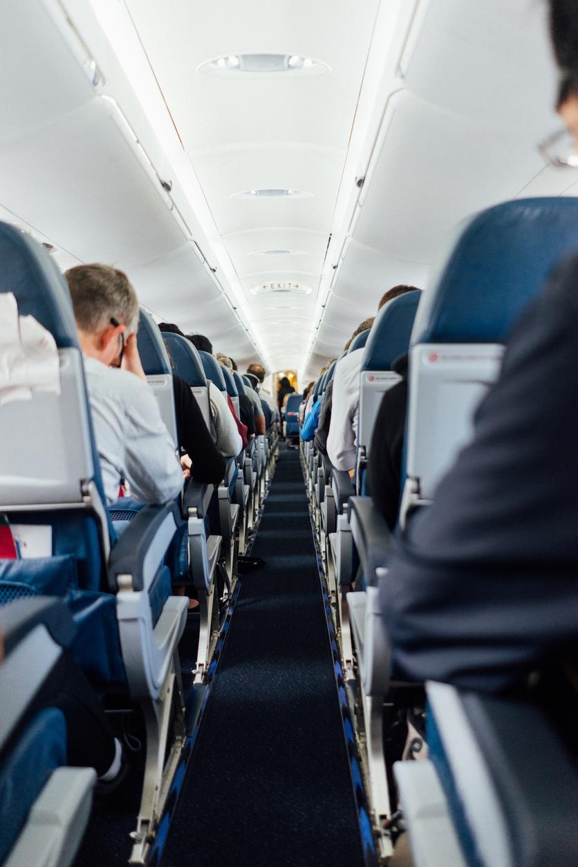 Cómo aliviar la ansiedad de vuelo 1