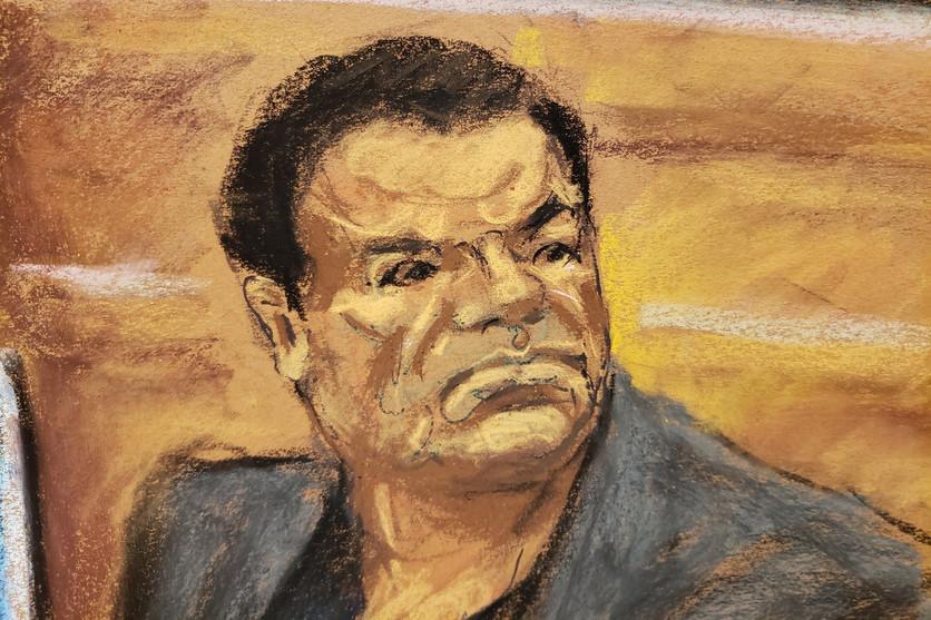 """El programa de espionaje de """"El Chapo"""" para vigilar a su esposa, socios y amantes 1"""