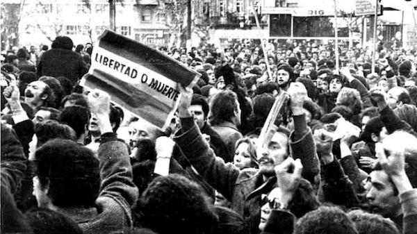 La dictadura era el pie y nosotros el gusano que aplastaba 1