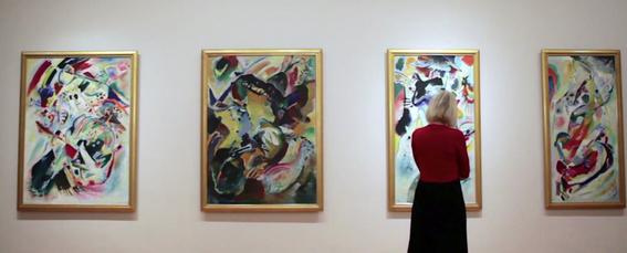 10 datos curiosos de Kandinsky que no conocías
