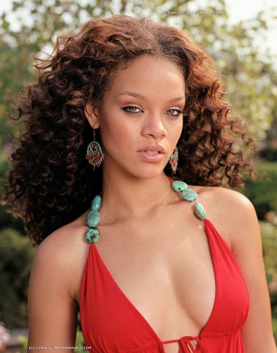 De Barbados para el mundo: 20 fotografías del antes y después de Rihanna 3