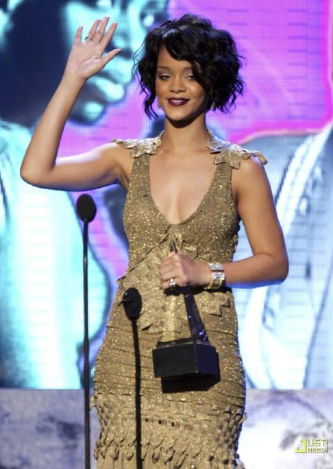 De Barbados para el mundo: 20 fotografías del antes y después de Rihanna 5