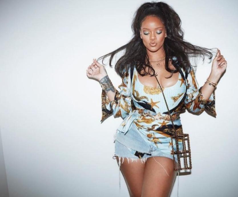 De Barbados para el mundo: 20 fotografías del antes y después de Rihanna 11